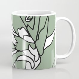 Touch of Heliconia Series #2 Coffee Mug