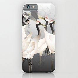1000 Lucky Cranes iPhone Case