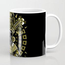 Maya Skull Coffee Mug