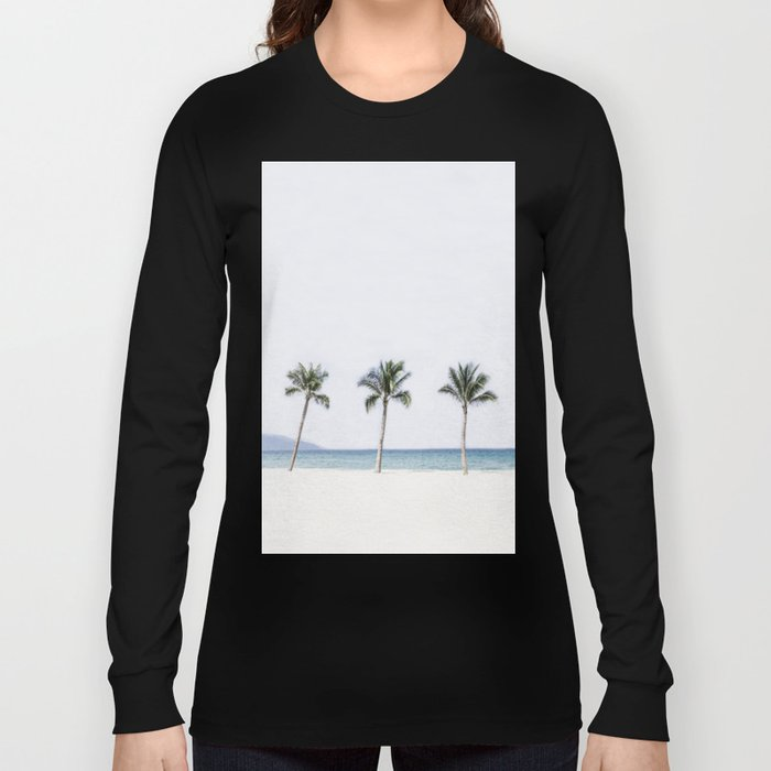 Palm trees 6 Long Sleeve T-shirt