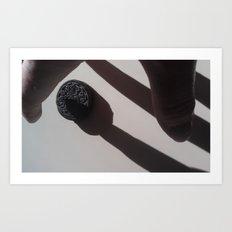 Nosferatu wants a cookie... Art Print