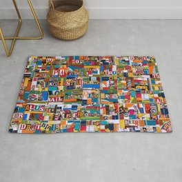 Beer by any Name Rug