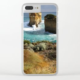 Twelve Apostles Australia Coast Clear iPhone Case