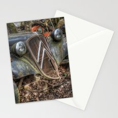Old Citroen Stationery Cards