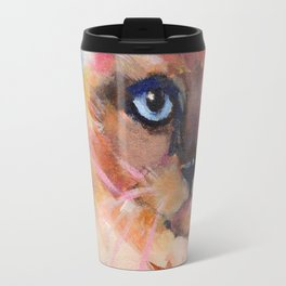 Siamese Sapphire Blue Travel Mug