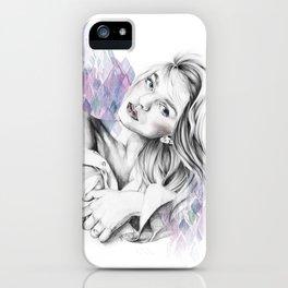 Silk Shirt iPhone Case