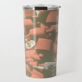 bustin caps Travel Mug