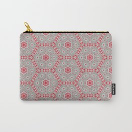 V28 Moroccan Pattern Design. Carry-All Pouch