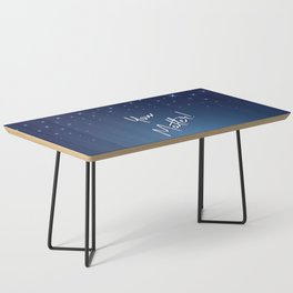 You Matter! Coffee Table