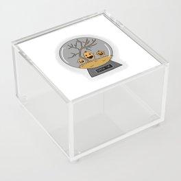 Pumpkin Time Acrylic Box