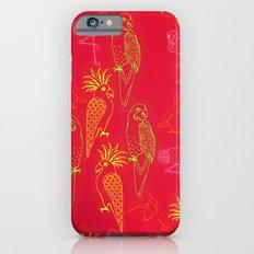 Tropical Birds - Summer School Slim Case iPhone 6s
