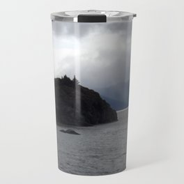 Beluga Bay, Alaska Travel Mug