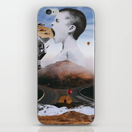 «The story of a rude boy» iPhone Skin
