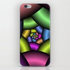 looking inward iPhone & iPod Skin