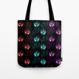 Wild crazy cherry Tote Bag
