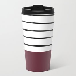 MARINERAS MAROON Travel Mug