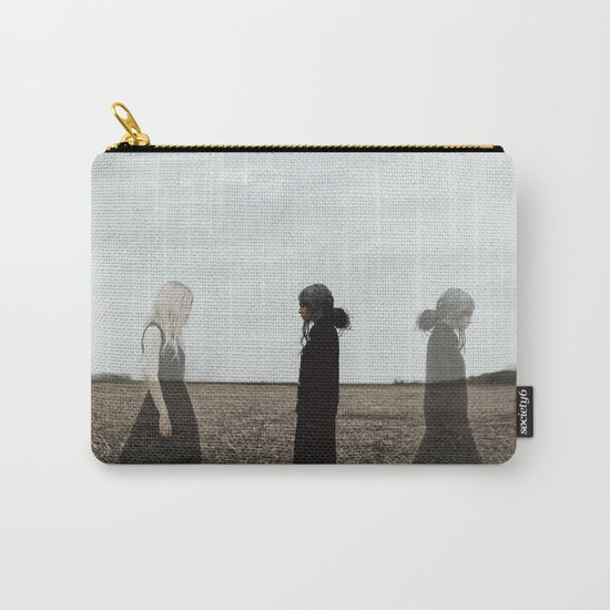 You can not escape from getting older.. Carry-All Pouch