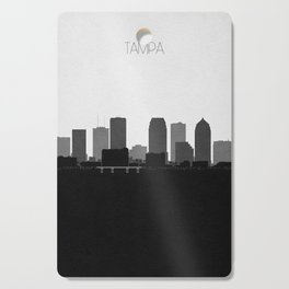 City Skylines: Tampa Cutting Board
