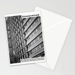 Concrete Leeds - Merrion House uncovered Stationery Cards