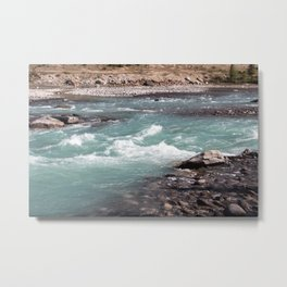 river Metal Print