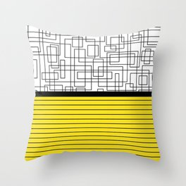 pola v.2 Throw Pillow