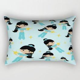 Princess Jasmine Rectangular Pillow
