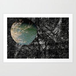 Experimental Photography#11 Art Print