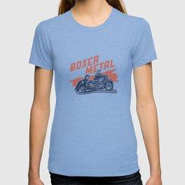 Boxer Metal Logo T-shirt