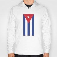 cuba Hoodies featuring Cuba Live by McGrathDesigns