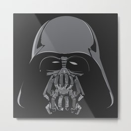 Darth Bane Metal Print