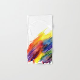 Rainbow Hand & Bath Towel