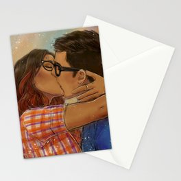 DjWifi - Brighter Than The Sun Stationery Cards