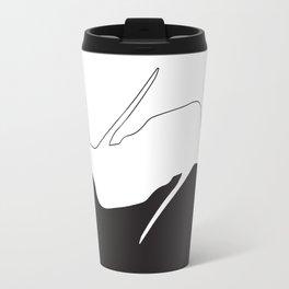 It's not a mountain Travel Mug