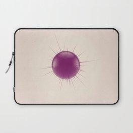 Displaced Sphere Laptop Sleeve