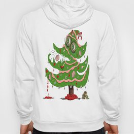 Zombie Christmas Tree Hoody