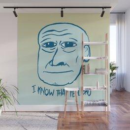 THAT FEEL Wall Mural