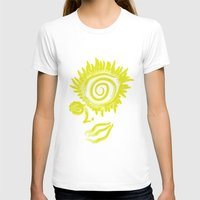 trippy T-shirts featuring Trippy Talula by Gira Patel