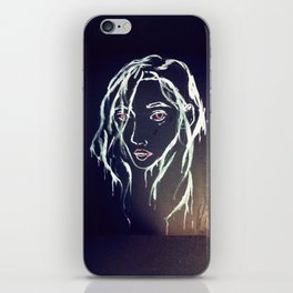 """""""I just keep turning her into a beautiful mess: Then She Died."""" Pt.3 iPhone Skin"""