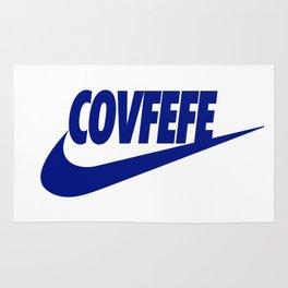 Covfefe [BLUE] Rug