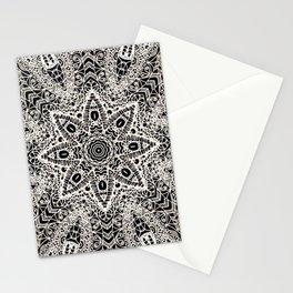 Mehndi Ethnic Style G418 Stationery Cards