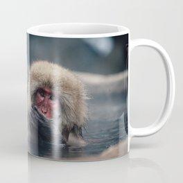 Hot Spring Snow Monkey Coffee Mug
