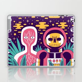 Two Souls Laptop & iPad Skin