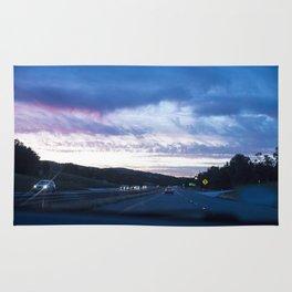 Highway 101, San Luis Obispo Rug