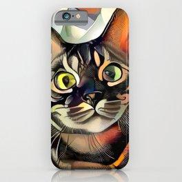 Hooman Spoil Me! iPhone Case