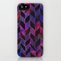 PATTERN {Chevron 014} iPhone (5, 5s) Slim Case