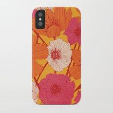 Summer Flowers iPhone X Slim Case