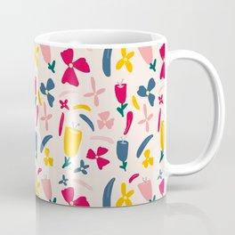 Fruit Punch Flowers Coffee Mug