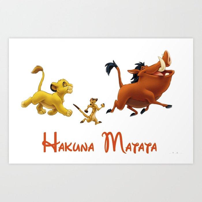 hakuna matata的圖片搜尋結果