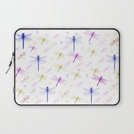 Dragonfly Pattern Laptop Sleeve