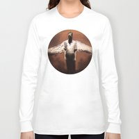 religion Long Sleeve T-shirts featuring Losing My Religion by Zombie Rust